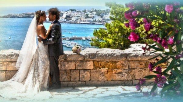 Servizio fotografico matrimonio con scatto tradizionale