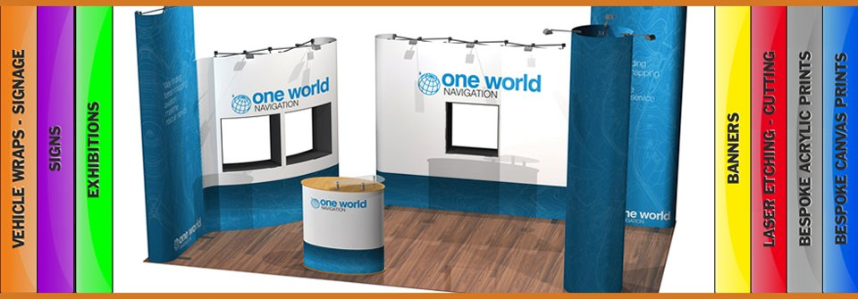 one world NAVIGATION board