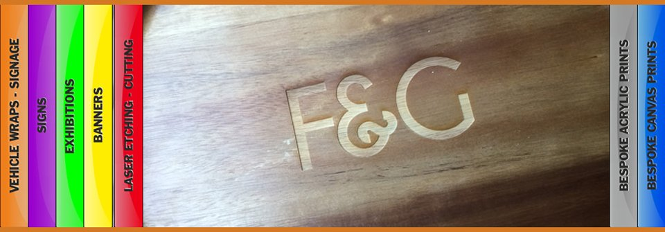 F & G logo