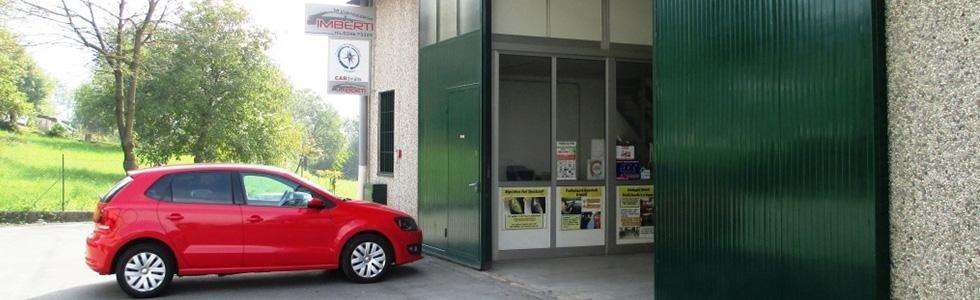 riparazione auto grandinate - Rovetta - Bergamo