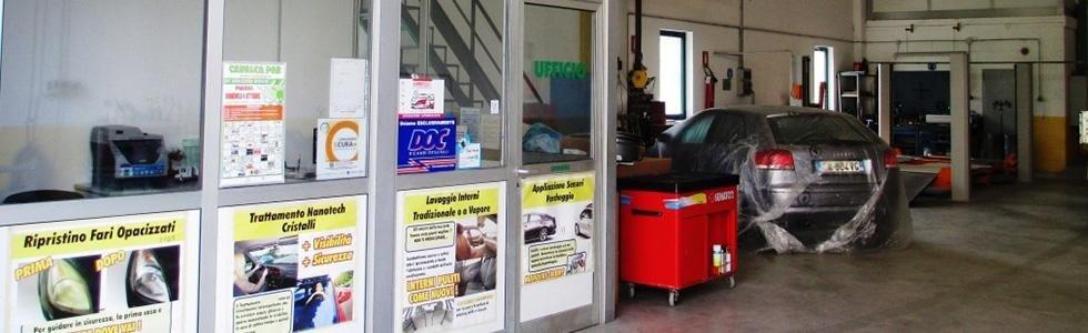 Riparazione auto - Rovetta - Bergamo