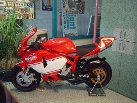 verniciatura moto