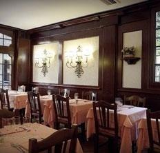 Bologna市中心的餐厅