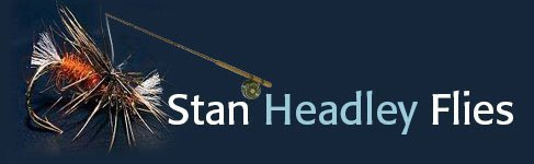 Stan Headley Flies logo