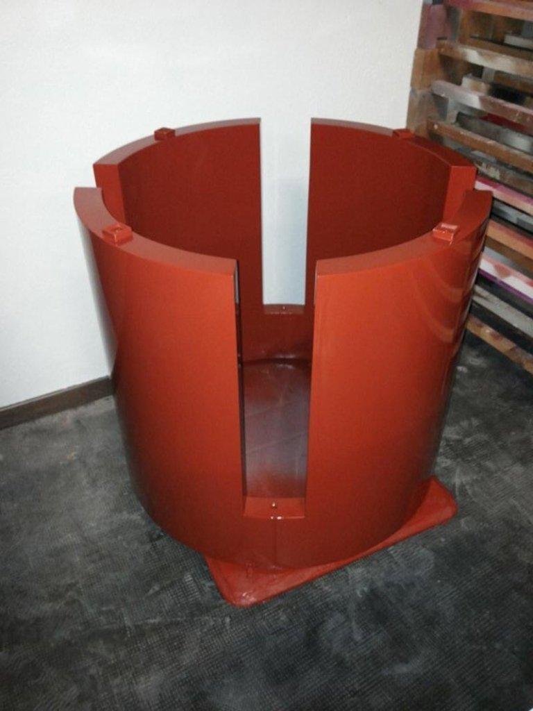 cilindri verniciati lucido