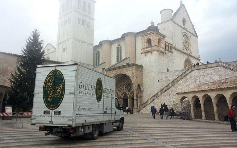 Giulio Bigonzoni Traslochi & Trasporti - Trasporti beni