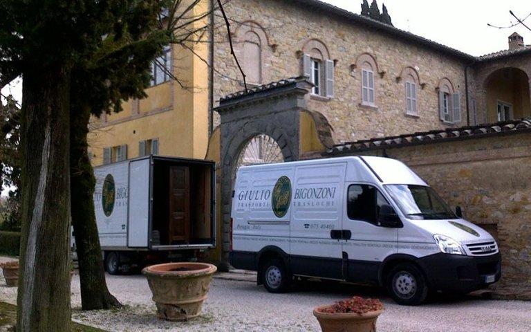 Giulio Bigonzoni Traslochi & Trasporti - Traslochi in tutta italia e all