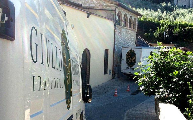 Giulio Bigonzoni Traslochi & Trasporti - Traslochi nazionali ed internazionali per privati