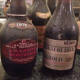Amarone e Barolo