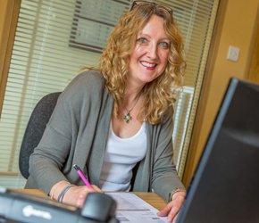 Gosia Smith - Office Administrator