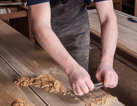 Wood Planing