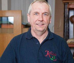 John Barker - Upholsterer