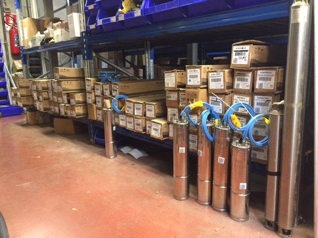 assitenza riparazione installazione pompe idrauliche