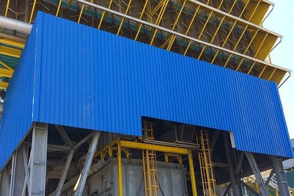 rivestimenti edifici industriali