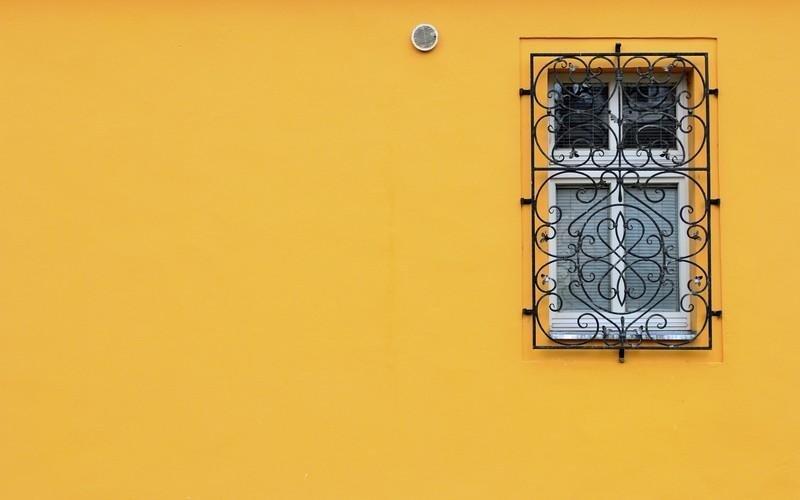 Installazione grate in ferro per finestre