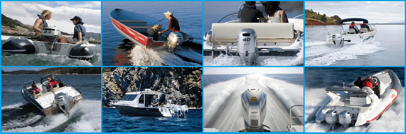 Marine Equipment Karratha Northwest Honda