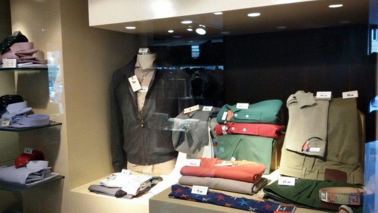 Giacche, camice, pantaloni, maglioncini uomo