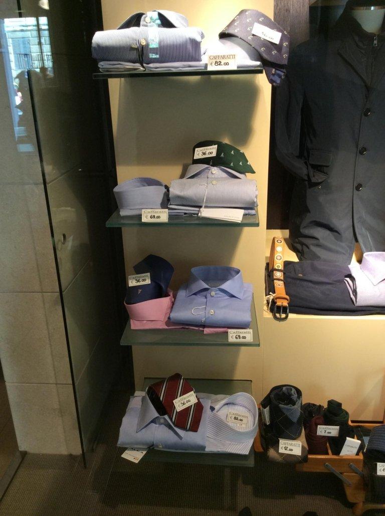 Abbigliamento Uomo Genova