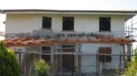 castagno per tetti