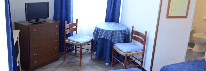 interno di una camera