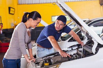 don houghton customer car mechanic