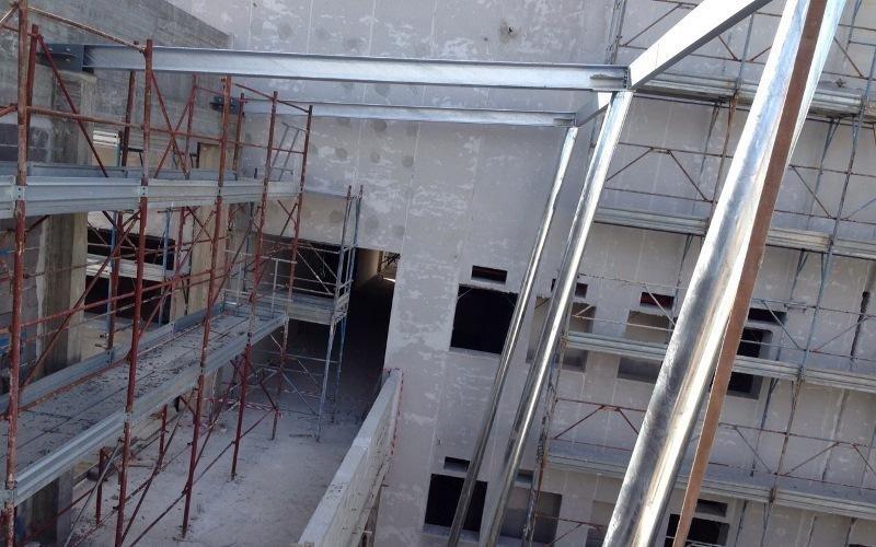 opere di costruzione