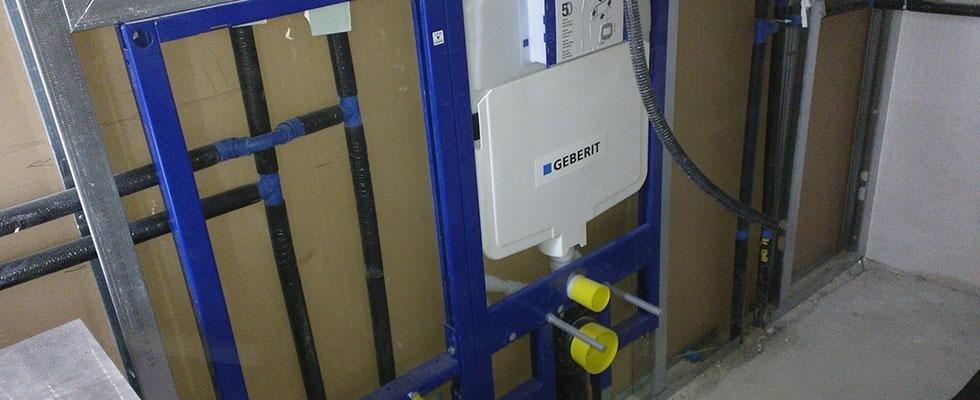 Vendita e Installazione Impianti Idrici
