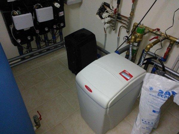 installazione addolcitore acque