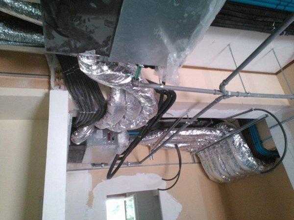 Ventilazione Meccanica Controllata - Controsoffittato