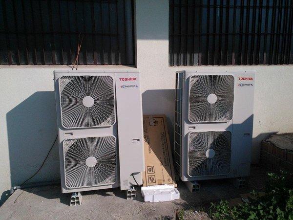 Pompe di calore - espansione diretta