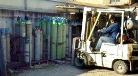 ossigeno medicale F.U., ossigeno industriale, gas tecnici