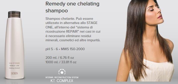 SHAMPOO CHELANTE