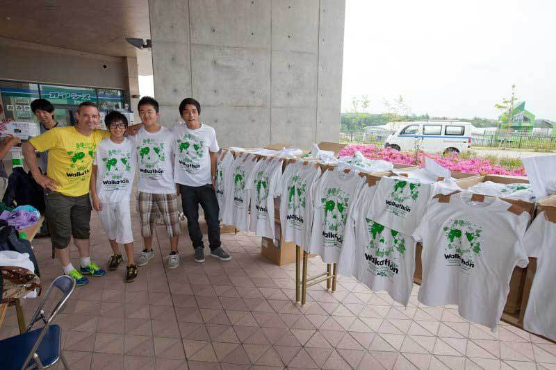 2012 Walkathon T-Shirts