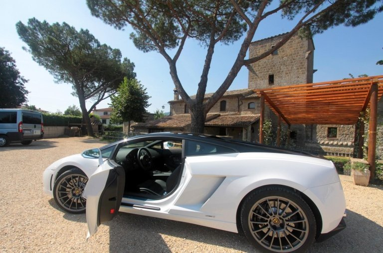 Noleggio Lamborghini Gallardo