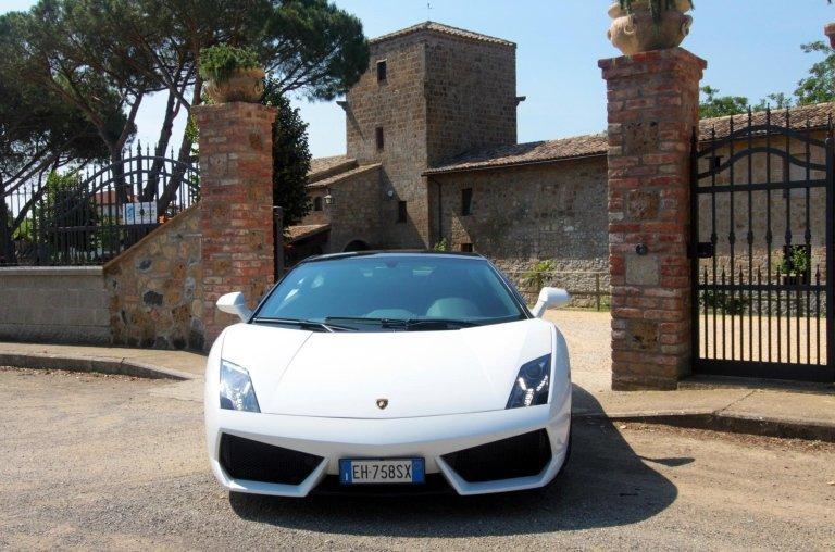 Noleggio Auto sportive, Noleggio con Conducente, Orvieto, Terni, Viterbo