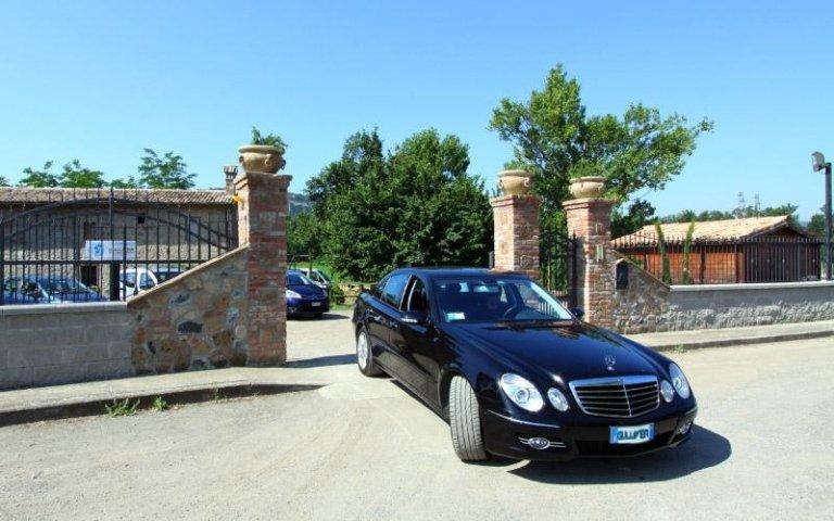 noleggio auto per eventi, Orvieto, Terni