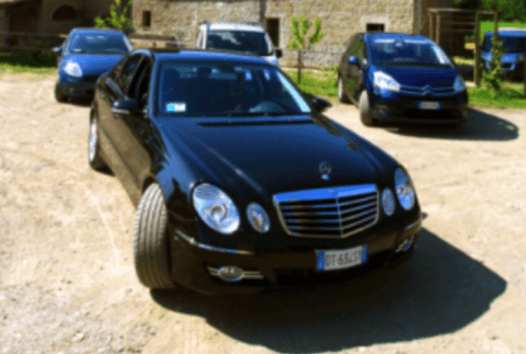 Noleggio auto, auto per cerimonie, Orvieto, Terni
