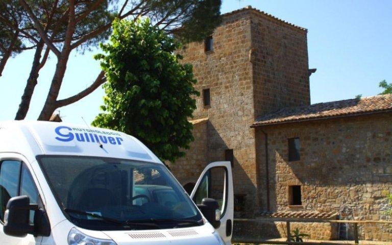 Noleggio Furgoni con conducente, Orvieto, Terni