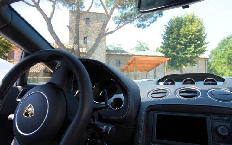 Noleggio Lamborghini, Parco macchine, Autonoleggio, Orvieto, Terni, Viterbo