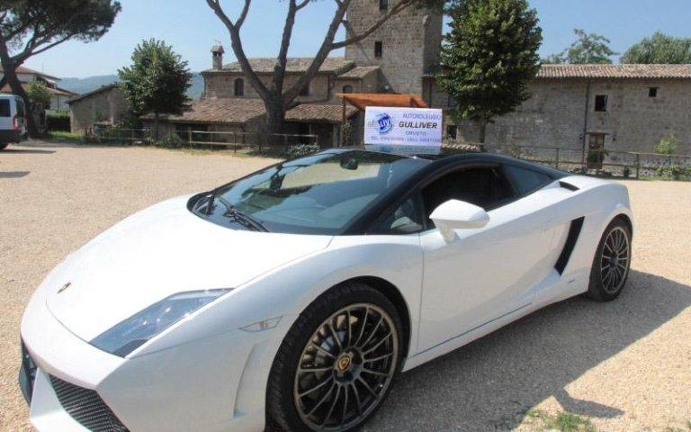 Lamborghini Gallardo di Gulliver Autoservizi