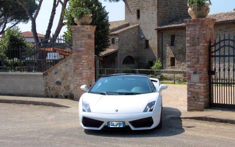 Noleggio Lamborghini, Noleggio auto sportive, Autonoleggio, Orvieto, Terni, Viterbo
