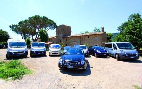 Parco macchine, Autonoleggio, Orvieto, Terni, Viterbo
