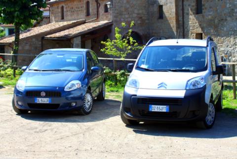 Noleggio furgoni, Noleggio minibus, Orvieto, Terni