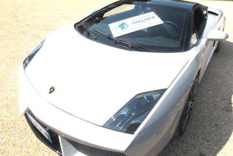 Noleggio auto sportive, noleggio Lamborghini, noleggio Lamborghini Gallardo, Orvieto, Terni