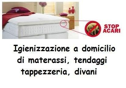 Igienizzazione Materassi.Servizio Lavaggio Materassi Albano Laziale Roma O3 Servizi