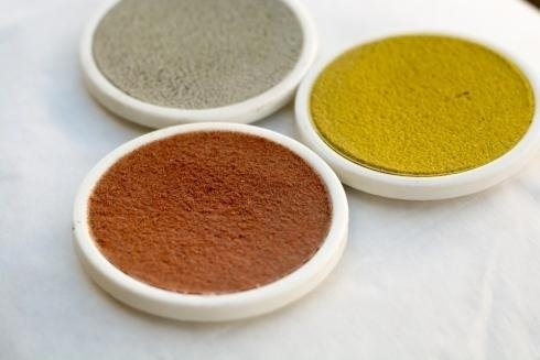 Colours for industrial coating