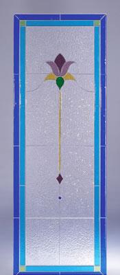 vetrata d'arredo