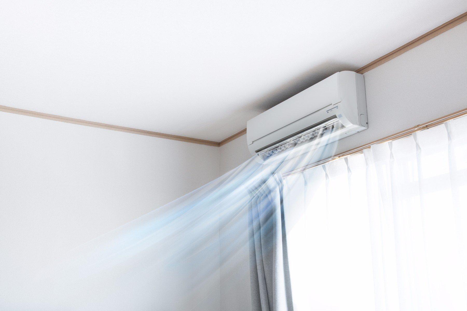 Apparecchio di aria condizionata