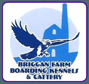 BRIGGAN FARM BOARDING KENNELS & CATTERY logo