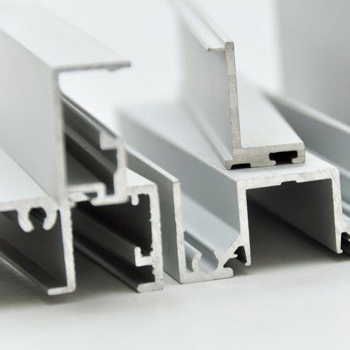 Parti serramento in alluminio